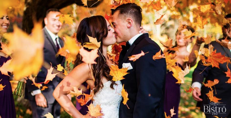 casamento ao ar livre outono frança
