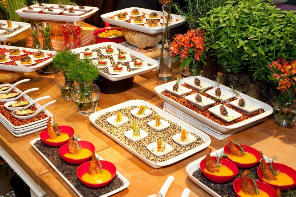 Ilhas gastronômicas: a tendências dos buffets