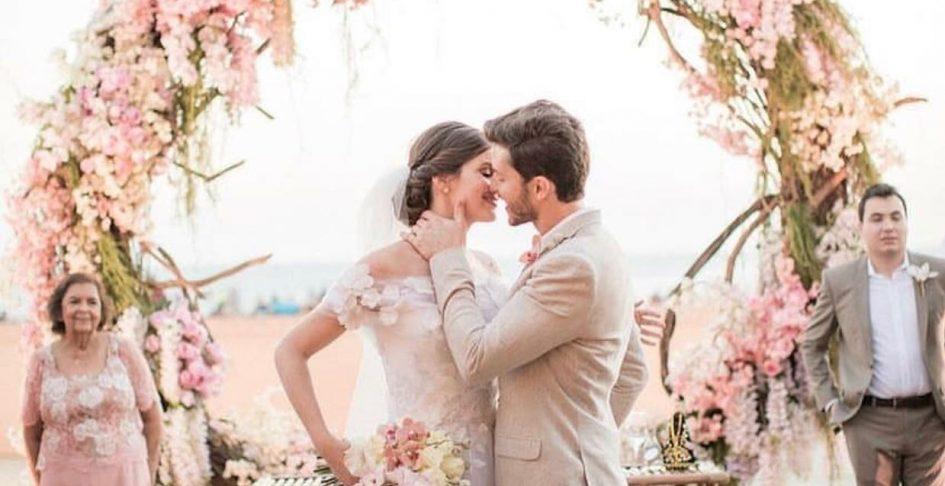 casamento dos famosos